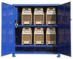 焊机集装箱6/4×ZX7-400/500