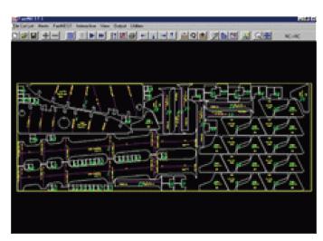FastCAM全自动套料软件
